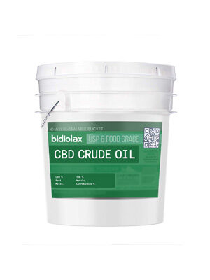 CBD Crude Oil