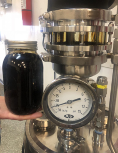 CBD Crude Oil Liter