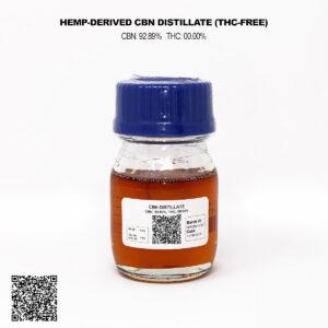 CBN Distillate Broad Spectrum